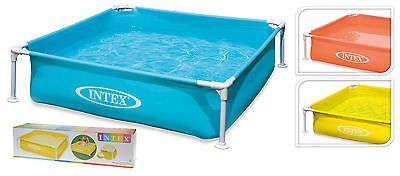 Intex paddling pool kids #swimming pools #childrens play pool with frame 3 #colou,  View more on the LINK: http://www.zeppy.io/product/gb/2/190888867942/
