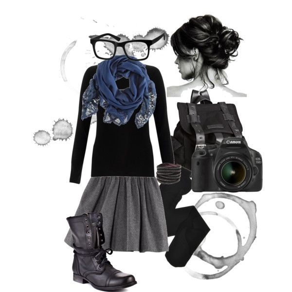 Photographers Outfit #1, created by itsjenagain