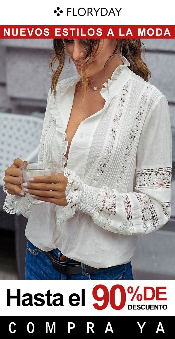blancos blouse