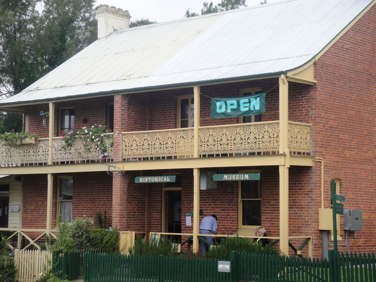 MDHS Museum, Campbell Street.