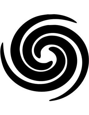 Swirl Stencil For Cakes Ajilbabcom Portal Cake - ClipArt Best - ClipArt Best