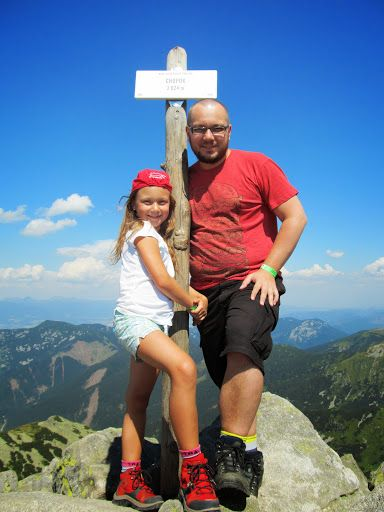 #holiday #hiking #freetime #father #daugter