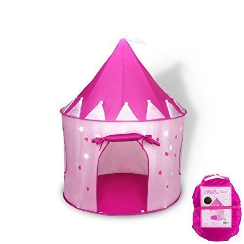 Kids Tent For Garden Castle Toys House Princess Glow Stars Indoor And Outdoor   | Toys & Hobbies, Outdoor Toys & Structures, Tents, Tunnels & Playhuts | eBay!