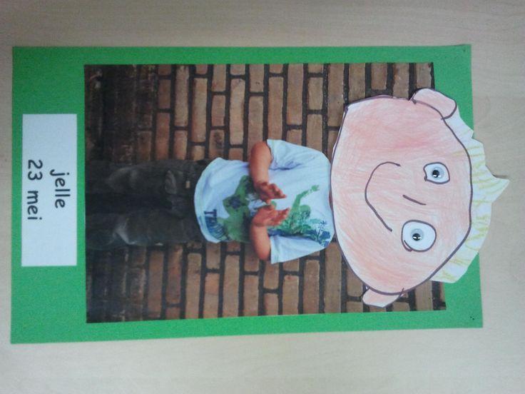Kalender idee voor aan het begin van het schooljaar