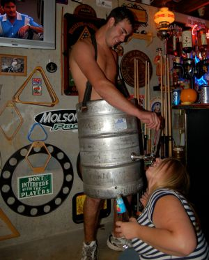 beer keg costume idea funny halloween costume ideas for men