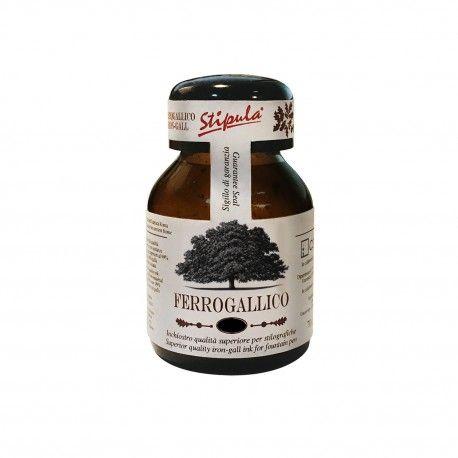 BLACK IRON-GALL INK www.penemporium.com #pen #funtainpen #penemporium