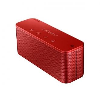 EO-SG900DREGWW Samsung Level Box Mini głośnik Bluetooth, kolor czerwony Dzięki bezprzewodowemu głośnikowi Samsung Level Box mini możesz cieszyć się doskonałą jakością dźwięku zawsze i wszędzie oraz podłączać go bezpośrednio do wielu różnych urządzeń mobilnych. Level Box Mini obsługuje kodek apt-X dodatkowo zoptymalizowany pod kątem jak najlepszej jakości audio