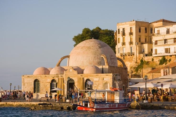 Ancienne mosquée turque de Chania