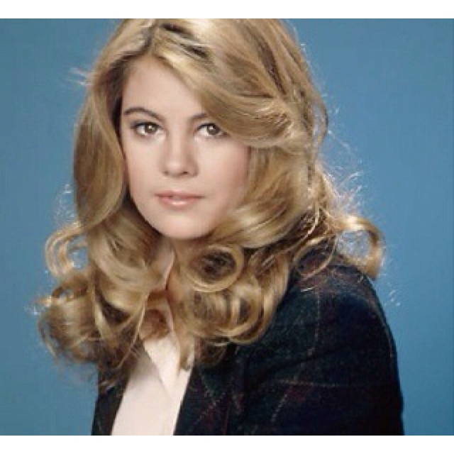 Blair from the facts of life played by Lisa Whelchel