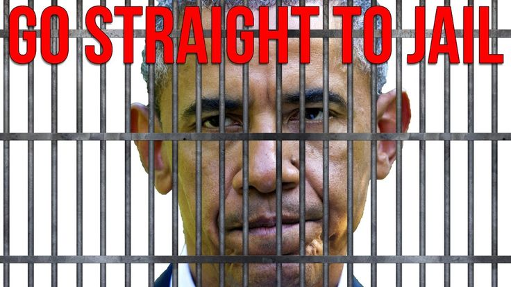 Fox News: Obama Needs To Go To Jail