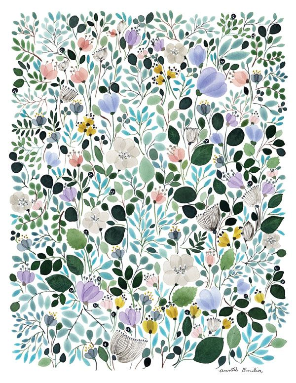 The Working Proof: Anna Emilia Laitinen: Morning Frost Meadow