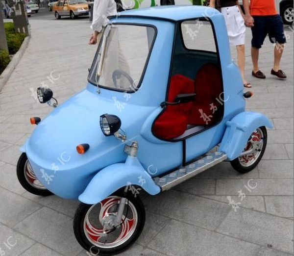the world's cheapest electric car #electric #cars