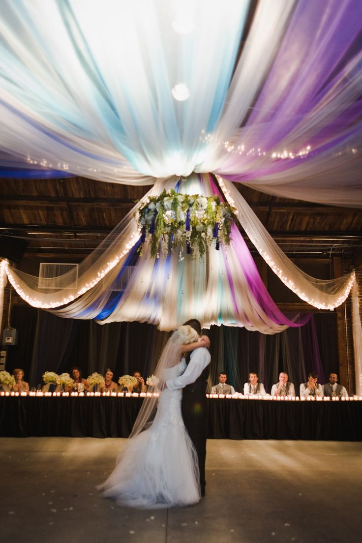 wedding draping tents wedding canopy Love the canopy idea actually DIY made from tulle this is exactly