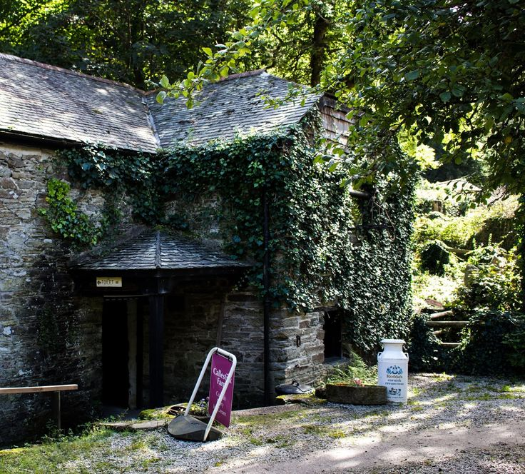 Melinsey Mill, Cornwall