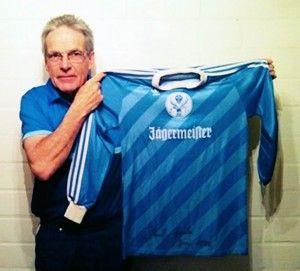 Torhüter Legende Bernd Franke von Eintracht Braunschweig