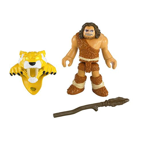 Imaginext® Caveman - Shop Imaginext Kids' Toys | Fisher-Price