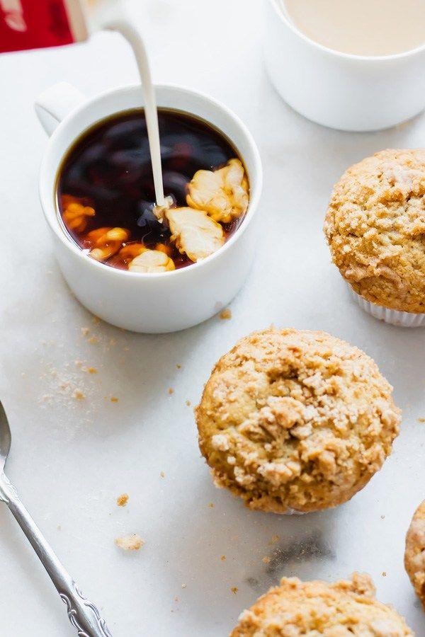 Sour Cream Coffee Cake Muffins Recipe Sour Cream Coffee Cake Sour Cream Coffee Cake Muffins Coffee Cake Muffins