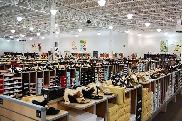 DSW Designer Shoe Warehouse • mycity
