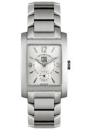 Silver ESQ Square face watch