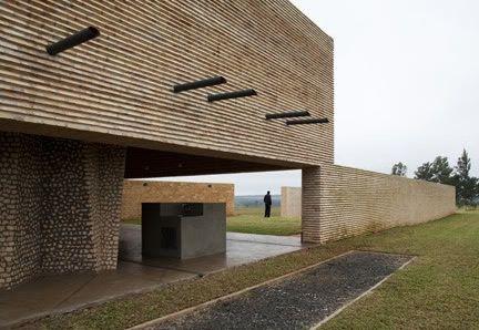 Las Anitas House par Solano Benitez - ArchiDesignClub by MUUUZ - Architecture & Design