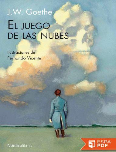 El juego de las nubes de Goethe (portada)
