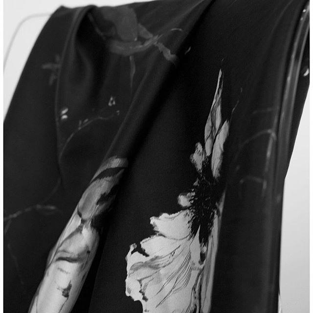 A little sneak peek of the print and fabric we'll soon get in store. #epiloguebyevaemanuelsen
