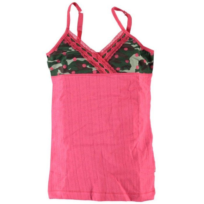 Claesen's Winter 15Product Claesen's Girls Army Dots SingletProduct code W15CL128909.S.AD