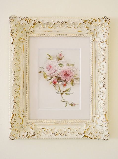 25 Vintage Picture Frame Designs With Shabby Chic Styles   DesignLover