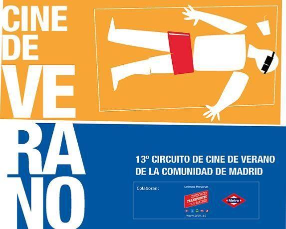 Cine de Verano en Madrid: Cine gratis y a 2 euros, ¡me lo llevo! | DolceCity.com