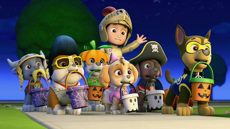 PAW Patrol S1, Ep110 Pups and the Ghost Pirate Full Episode