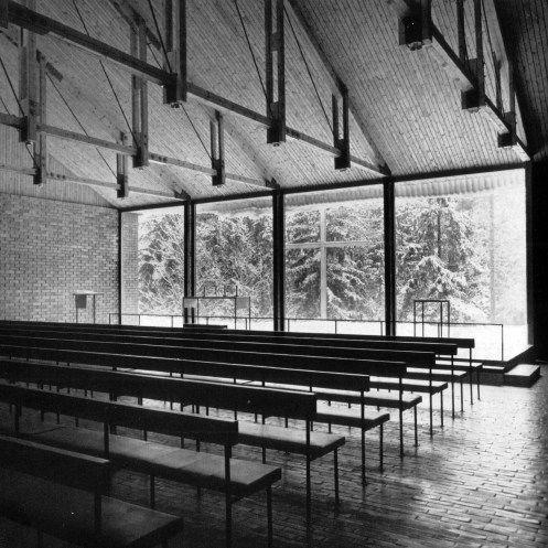 capilla Otaniemi - Siren