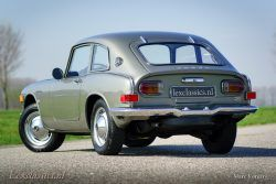 For sale, unique Honda S800 Coupe performed in beautiful color Pewter Gray combined with a black interior. This car was delivered new in the Netherlands and is therefore equipped with a beautiful old registration number. The S800 was restored in the 90s, a photo reportage is present by us. This Honda S800 comes from a... verander mij in extras.php