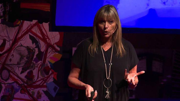 """""""El Puente entre el placer y la comida"""" Mónica Katz en TEDxPuertoMadero"""