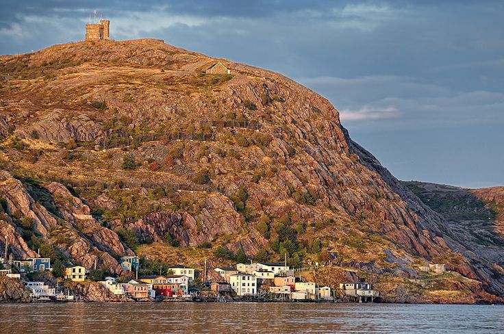 Signal Hill in Newfoundland made communications history in 1901 by receiving the first transatlantic wireless signal from Europe.