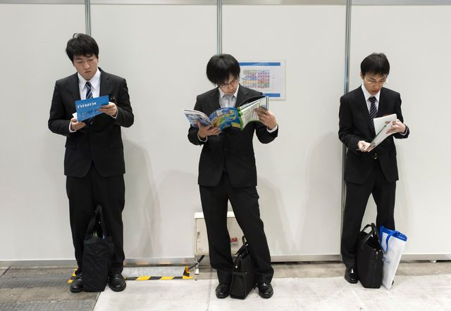 Japan Rebound May Be Cooling As Jobless Rate Rises With Images