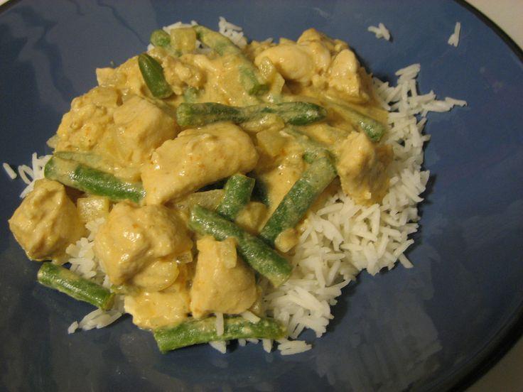 Pollo al curry #ricetta di @adefrancesco67