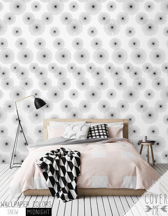 46 best self adhesive wallpaper for kitchen nook images on pinterest peel and stick star flower removable self adhesive vinyl wallpaper cm021 voltagebd Images