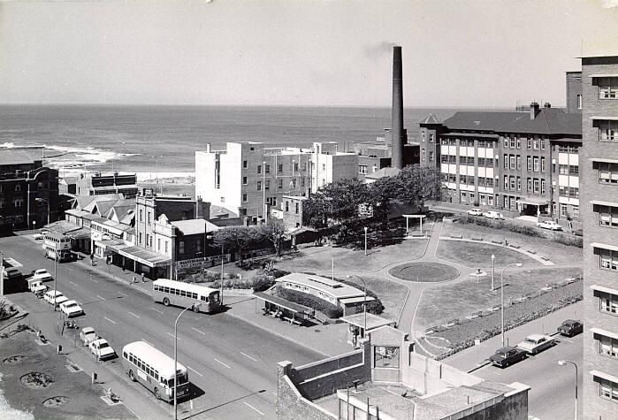 Top Of Town, Newcastle East, NSW, as we used to know it in days gone bye. v@e.
