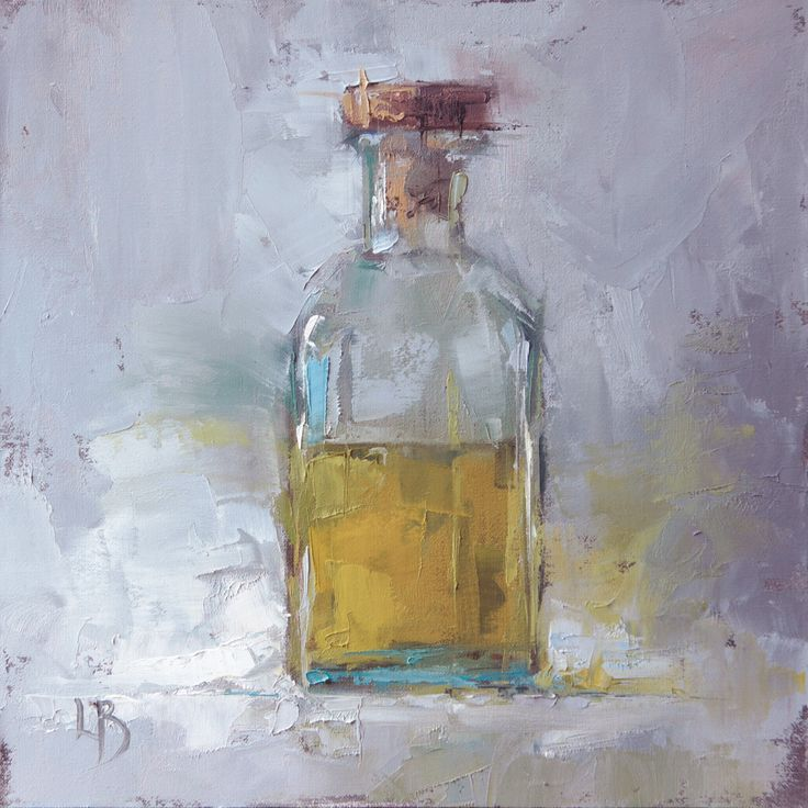 FINEARTSEEN - View #150 by Ollie Le Brocq. A beautiful original oil painting of a glass bottle-topped jar. Perfect artwork for your kitchen and home. Painted alla prima Find the perfect artwork for your home or space. An original artwork available on FineArtSeen l The Home Of Original Art. Enjoy FREE DELIVERY on every order. Art for art lovers, interior designers and project managers. >