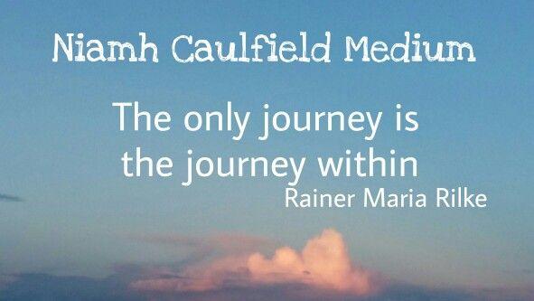 #lifesjourney #niamhcaulfieldmedium