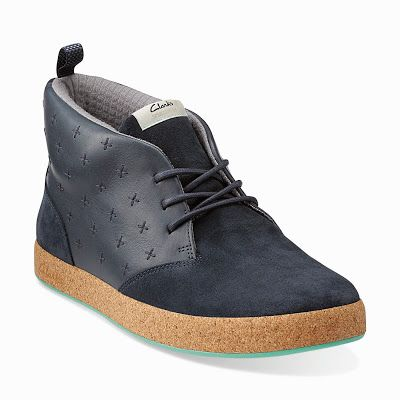 This Clarks sneaker is such a good men's shoes!