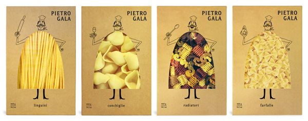 Packaging of the World: Creative Package Design Archive and Gallery: Pietro Gala