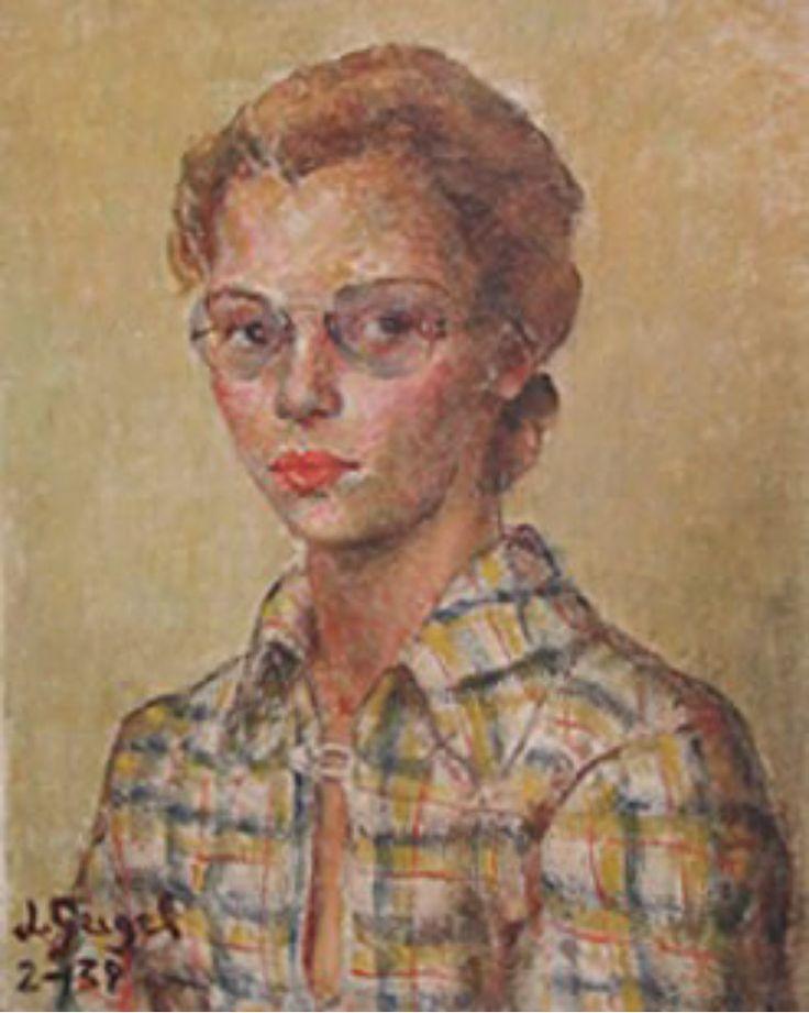 Autorretrato, 1939