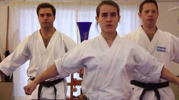 Kata Unsu - Karate-Do ITKF