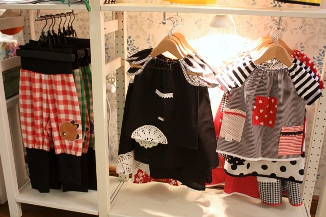 Kids clothing by Loru
