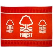 Forest Fleece Blanket £9.74