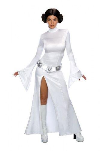 Prinzessin Leia™ Kostüm für Damen Star Wars™