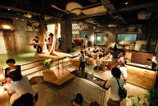職人集団、友人、スタッフ、みなの力を結集!デザイン溢れるゲストハウスへ/medicala vol.1 東京都 台東区蔵前 「colocal コロカル」ローカルを学ぶ・暮らす・旅する