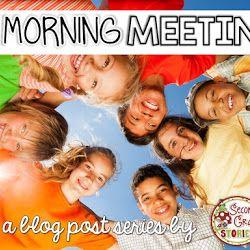 Morning Meeting ~ Calendar Time