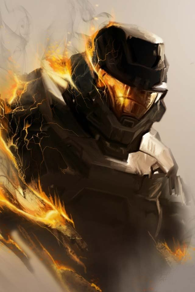 Master chief yes pinterest to be wolves and halo - Master chief in halo reach ...
